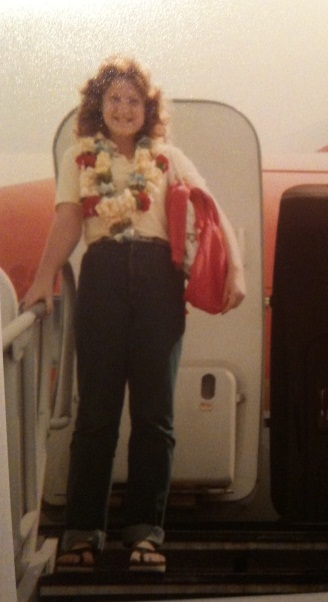 Aloha, awkward youth!
