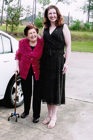 Mom & Mandy 2007
